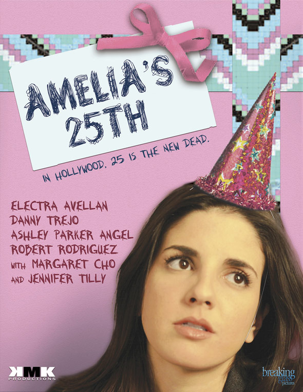 Amelia's 25th Poster #1