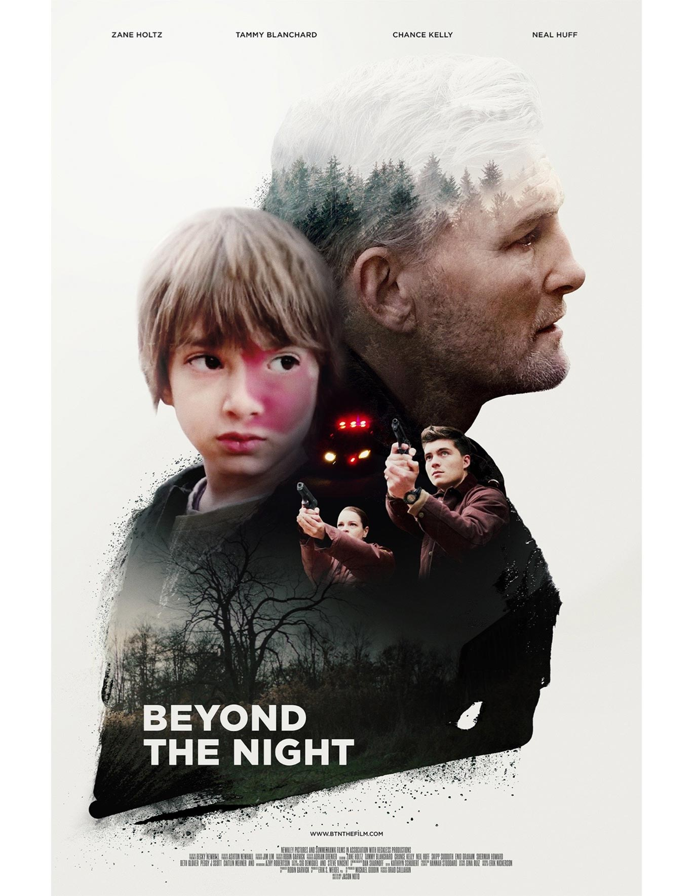 Beyond the Night Poster #1