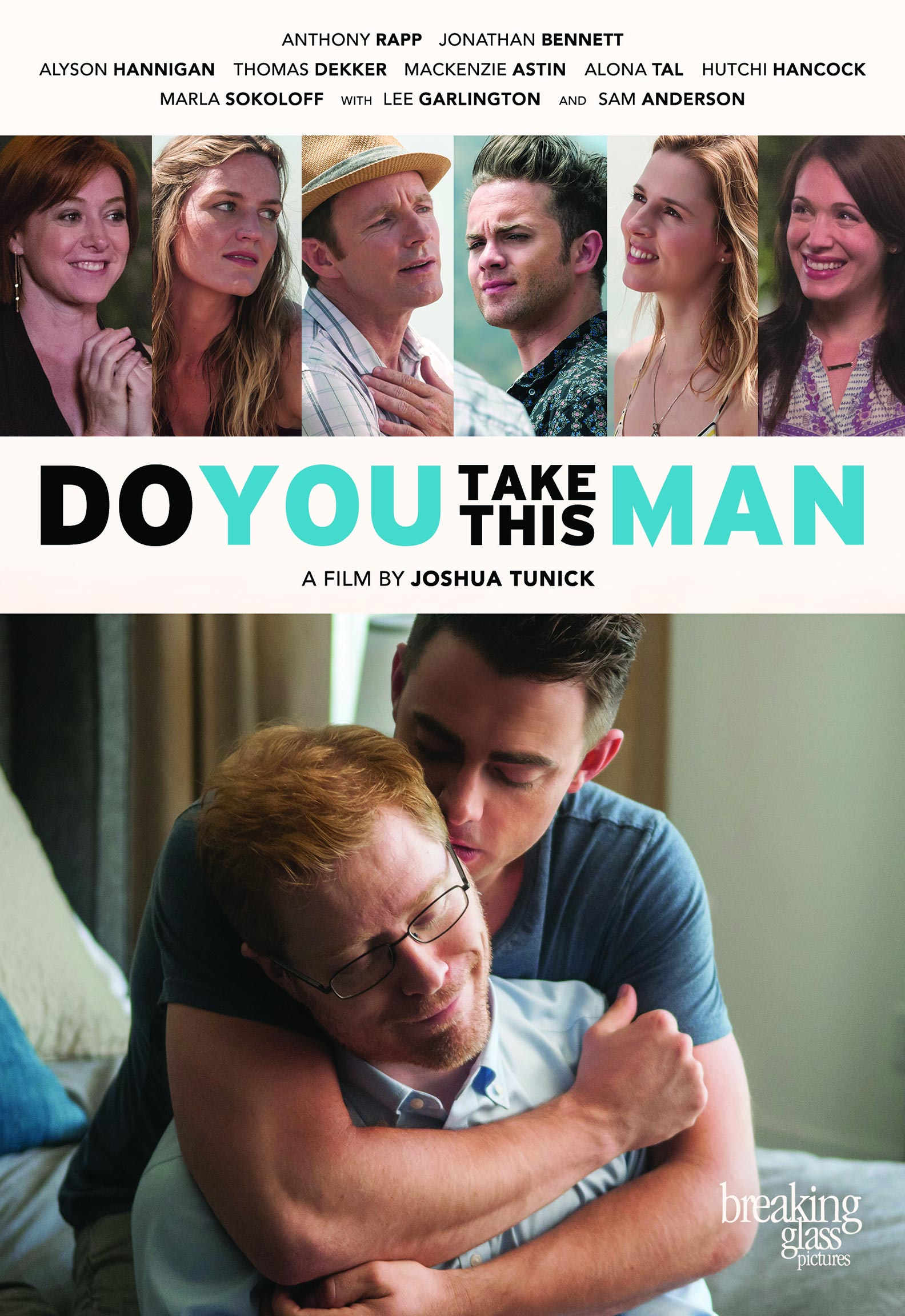 Do You Take This Man Poster #1