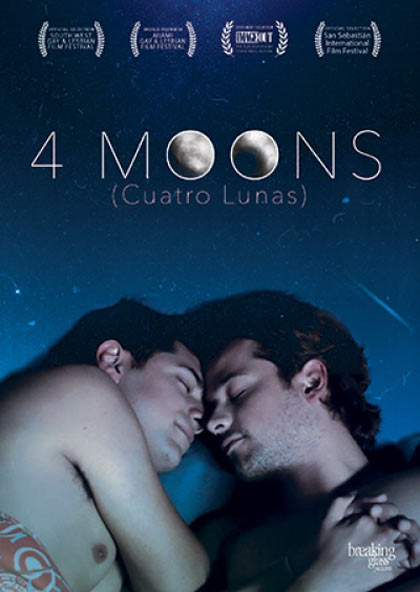 Four Moons Poster #1