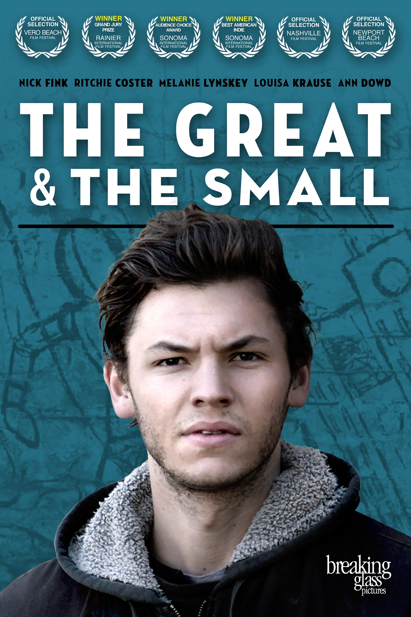 The Great & The Small Poster #1