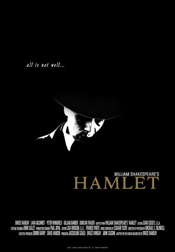 Hamlet Poster #1
