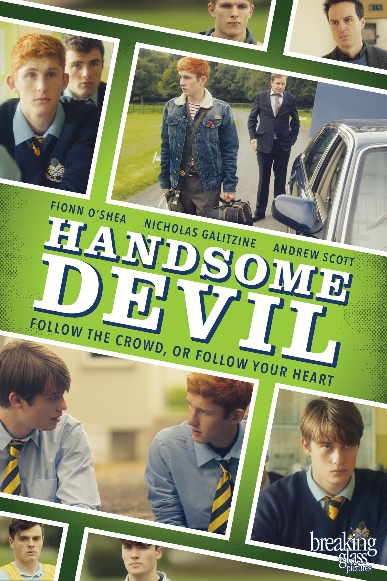 Handsome Devil Poster #1