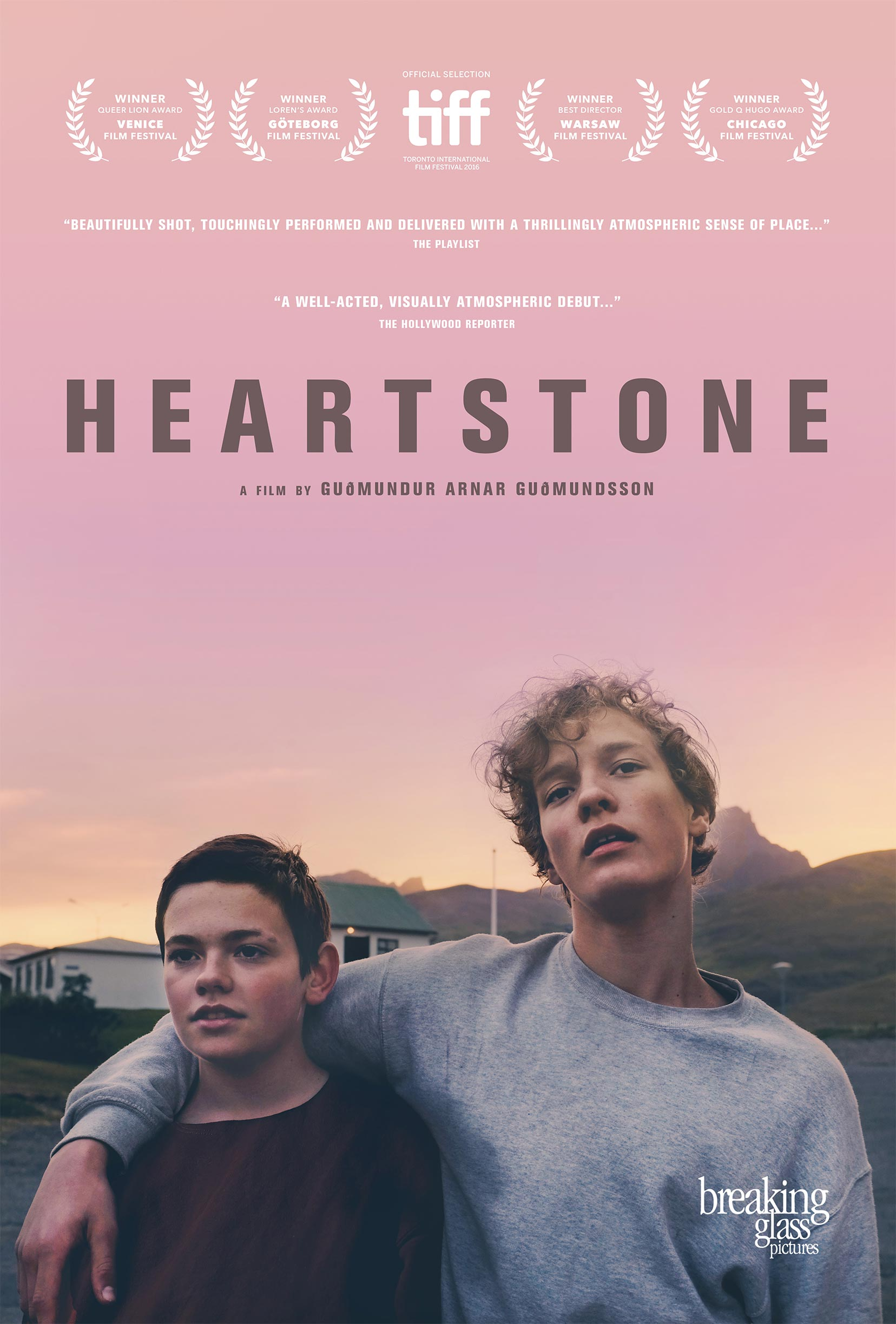 Heartstone Poster #1