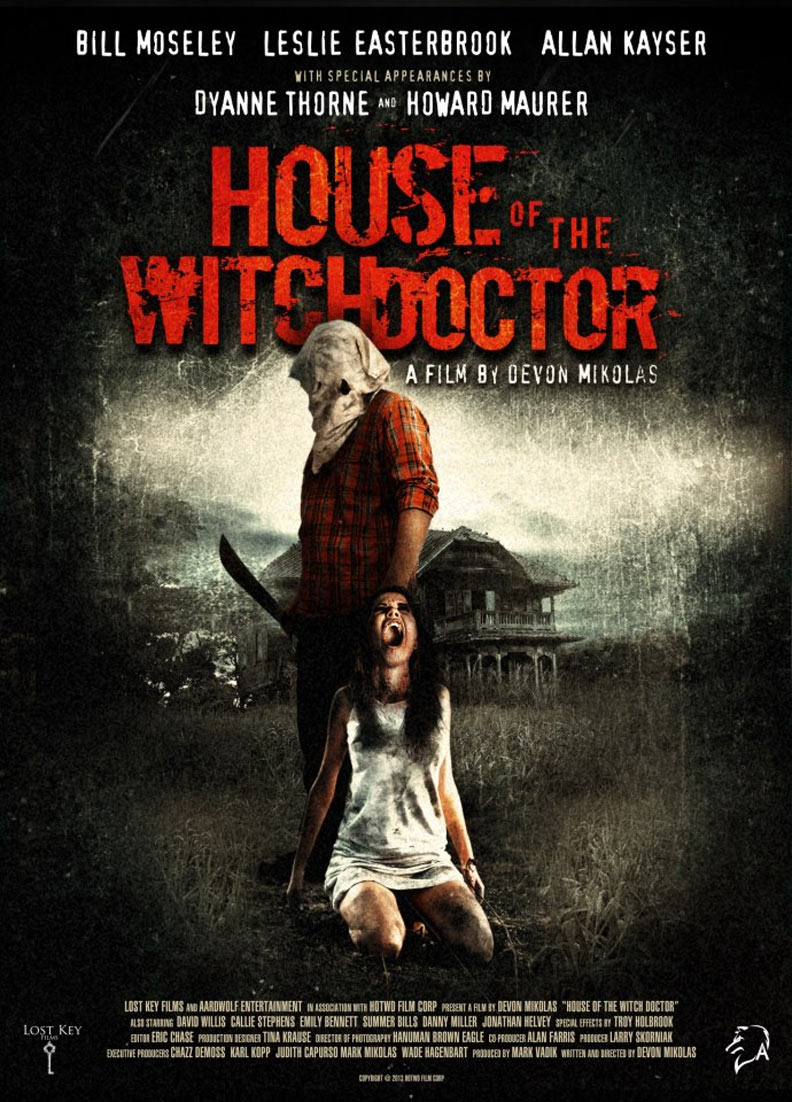 House of the Witchdoctor Poster #1