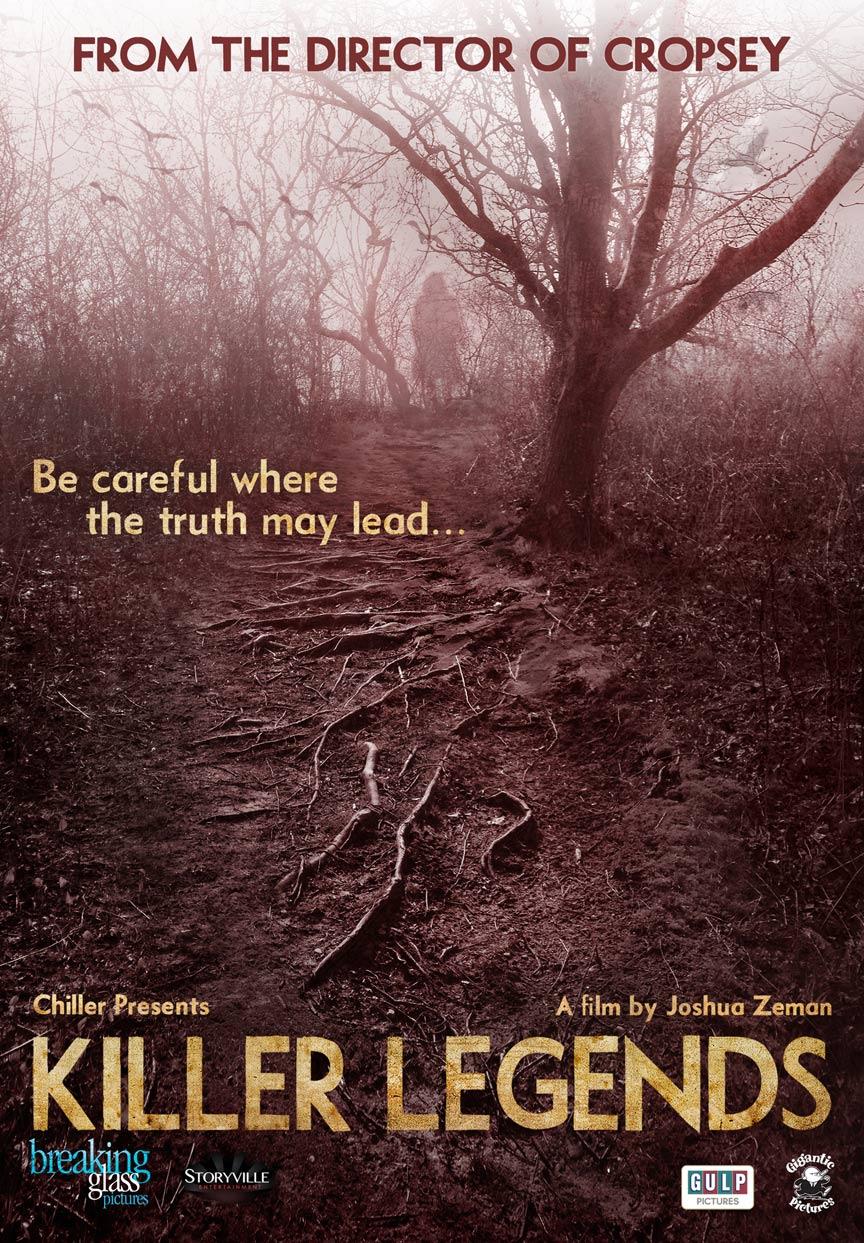 Killer Legends Poster #1