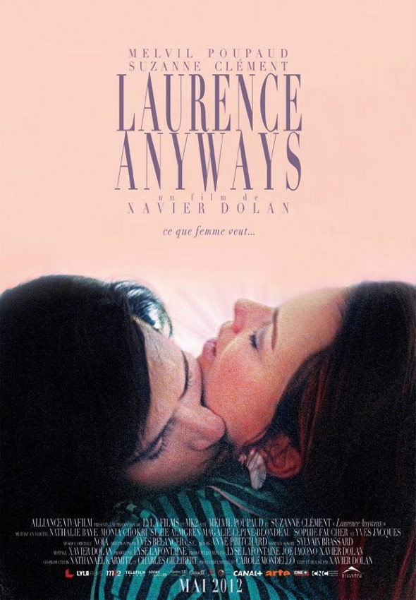 Laurence Anyways Poster #2