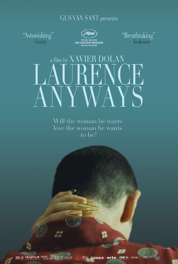Laurence Anyways Poster #1