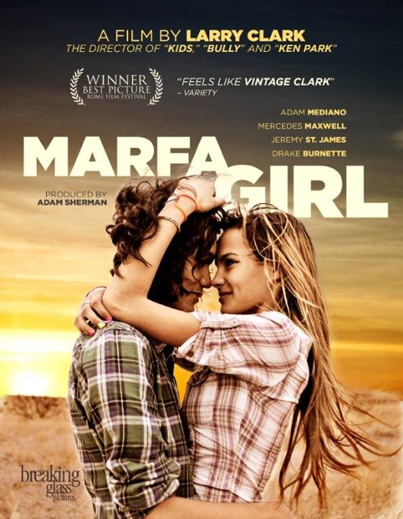 Marfa Girl Poster #1