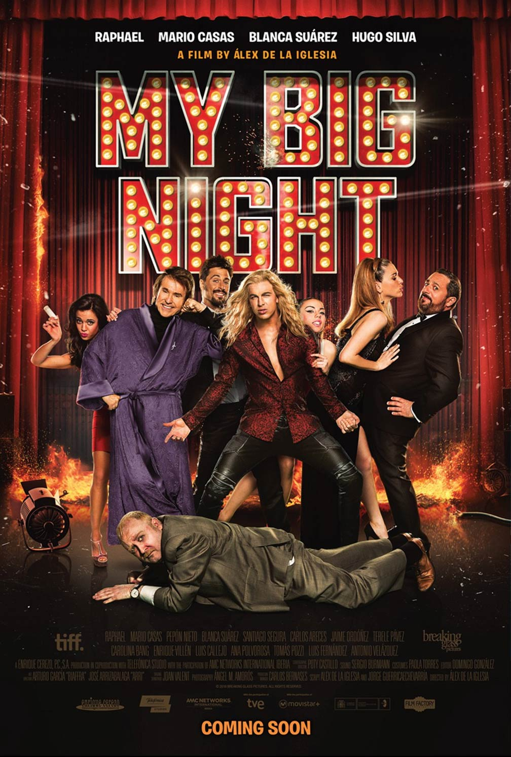 My Big Night Poster #1