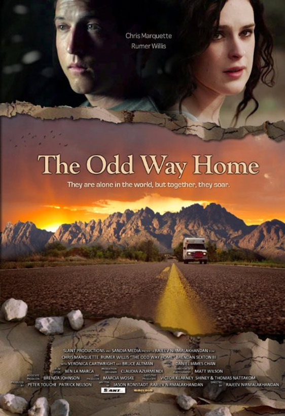 The Odd Way Home Poster #2