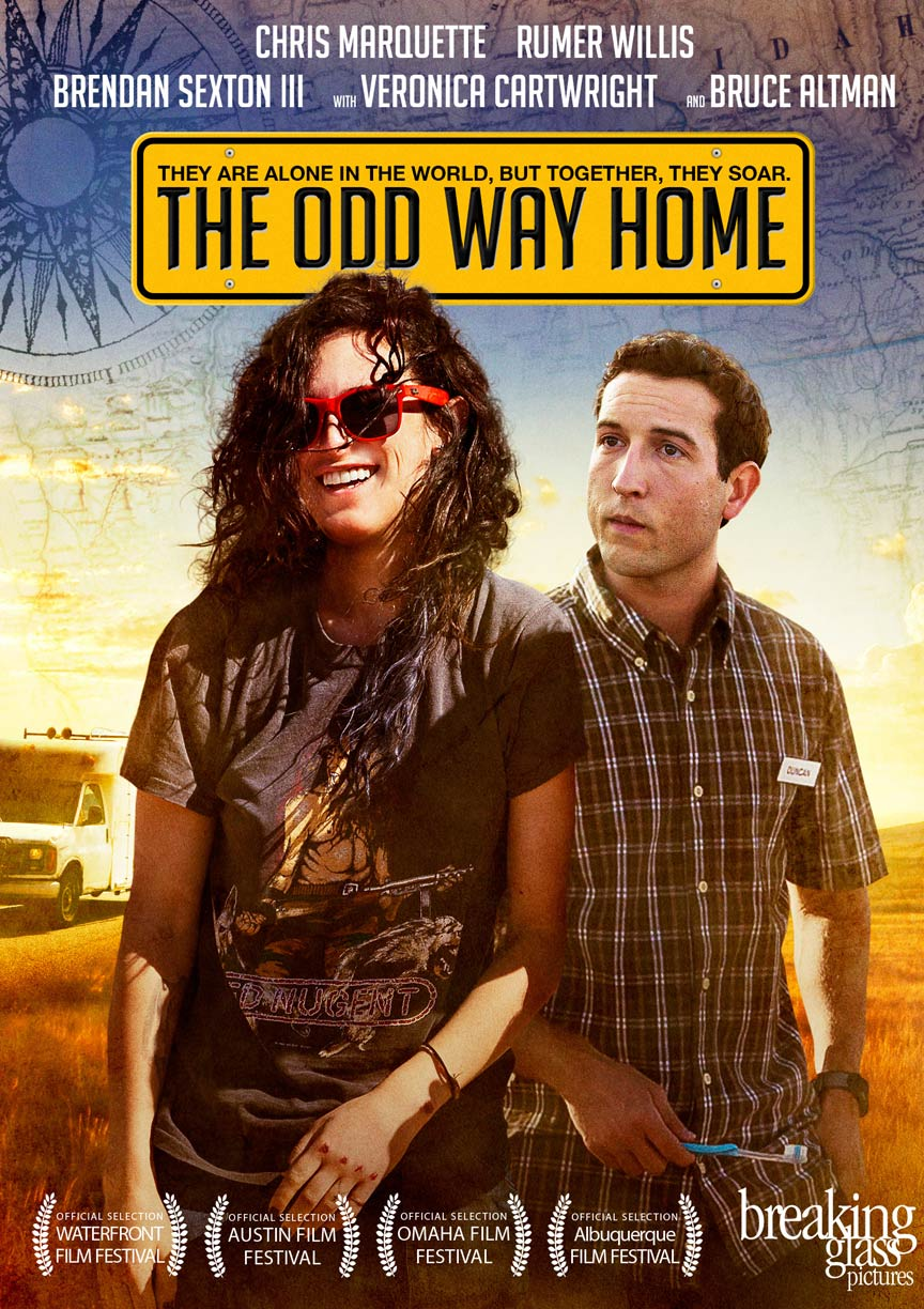 The Odd Way Home Poster #1