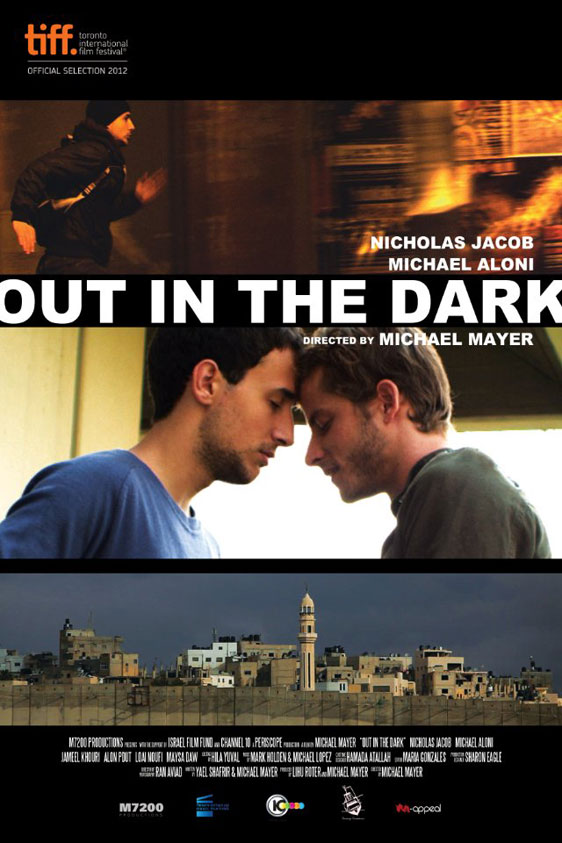 Out in the Dark Poster #1