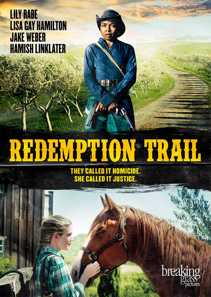 Redemption Trail Poster #1