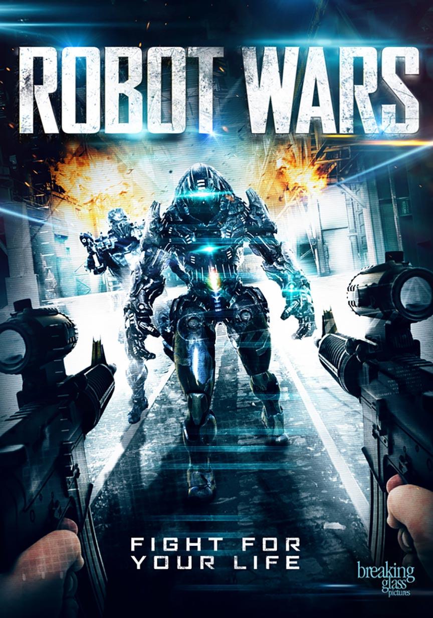 Robot Wars Poster #1