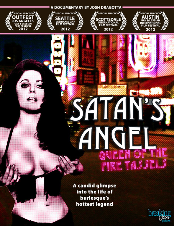Satan's Angel: Queen of the Fire Tassels Poster #1