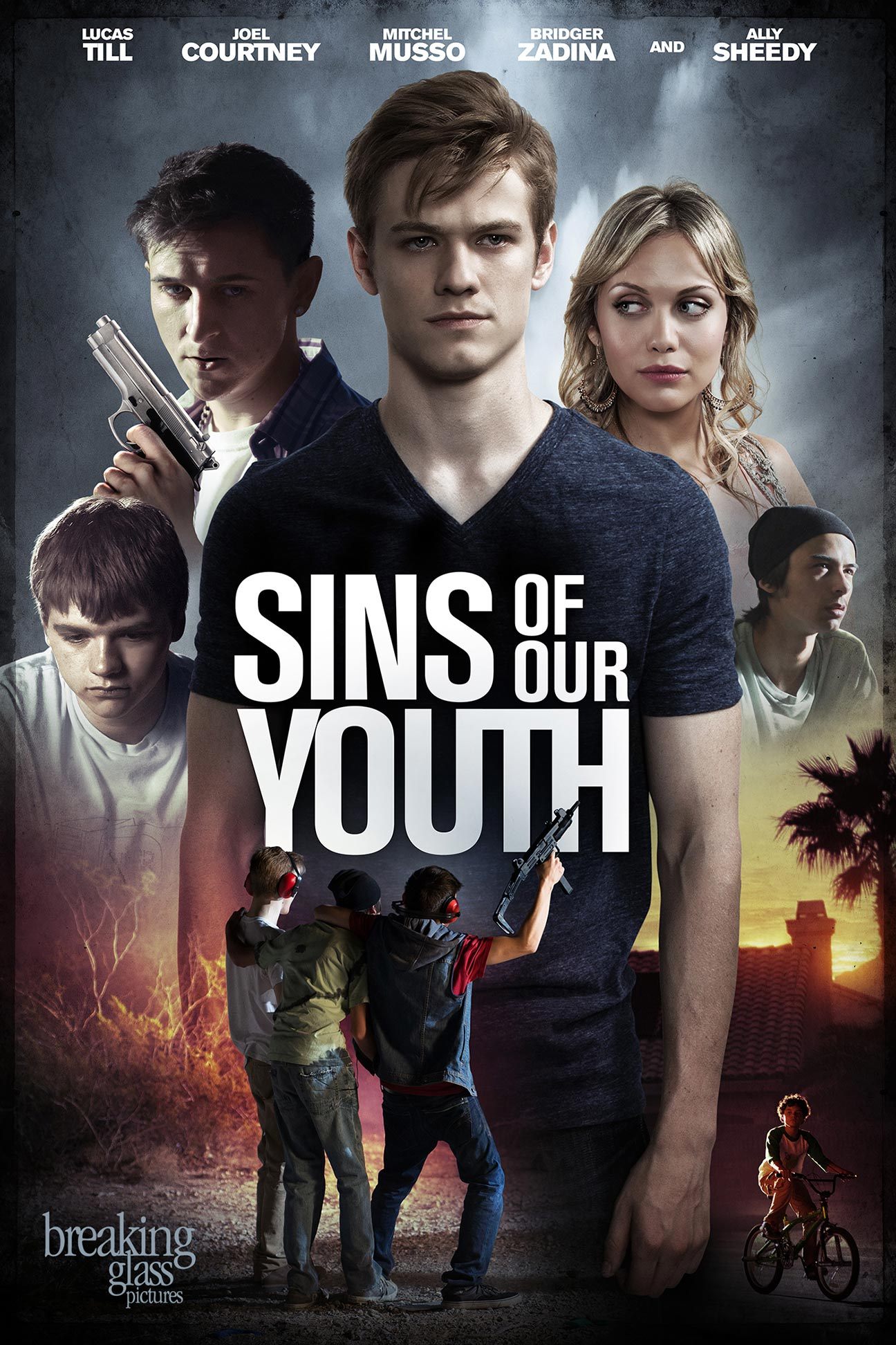 Sins of Our Youth Poster #1
