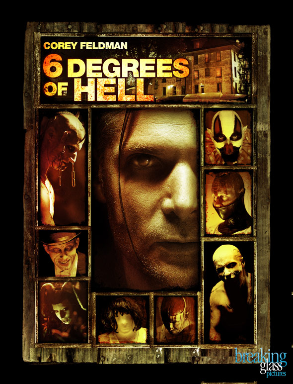 Six Degrees of Hell Poster #1