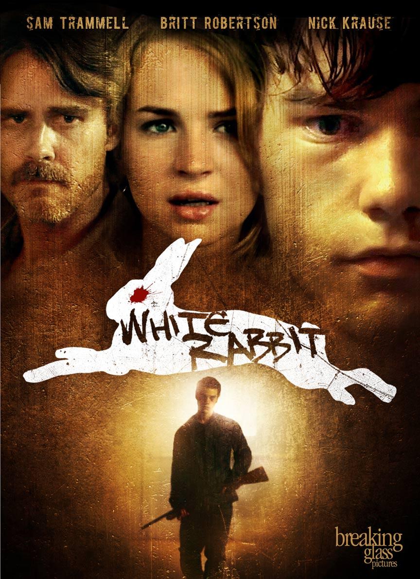 White Rabbit Poster #1