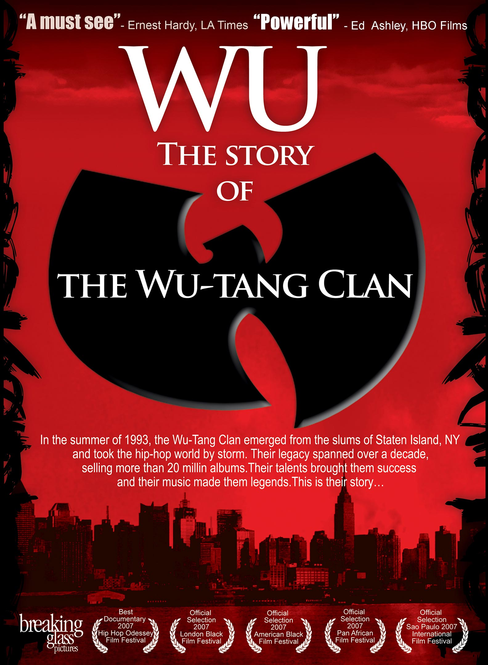 Wu: The Story of the Wu-Tang Clan Poster #1