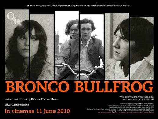 Bronco Bullfrog Poster #1