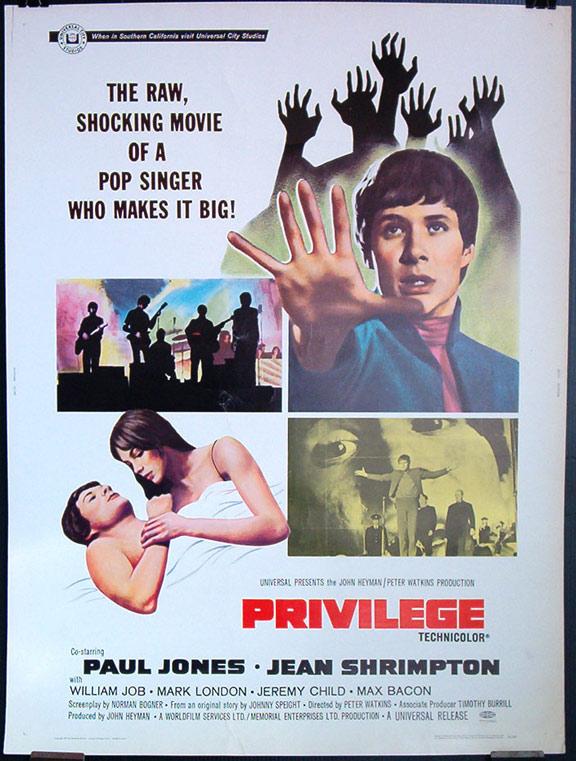 Privilege Poster #1