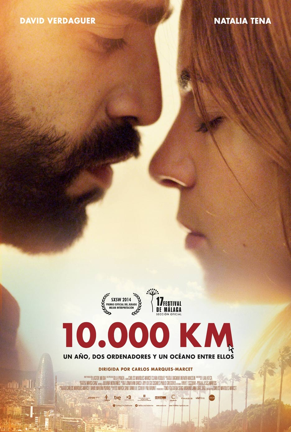 10,000 Km Poster #2
