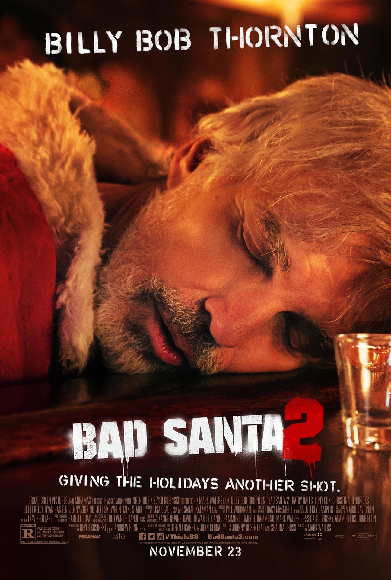 Bad Santa 2 Poster #2