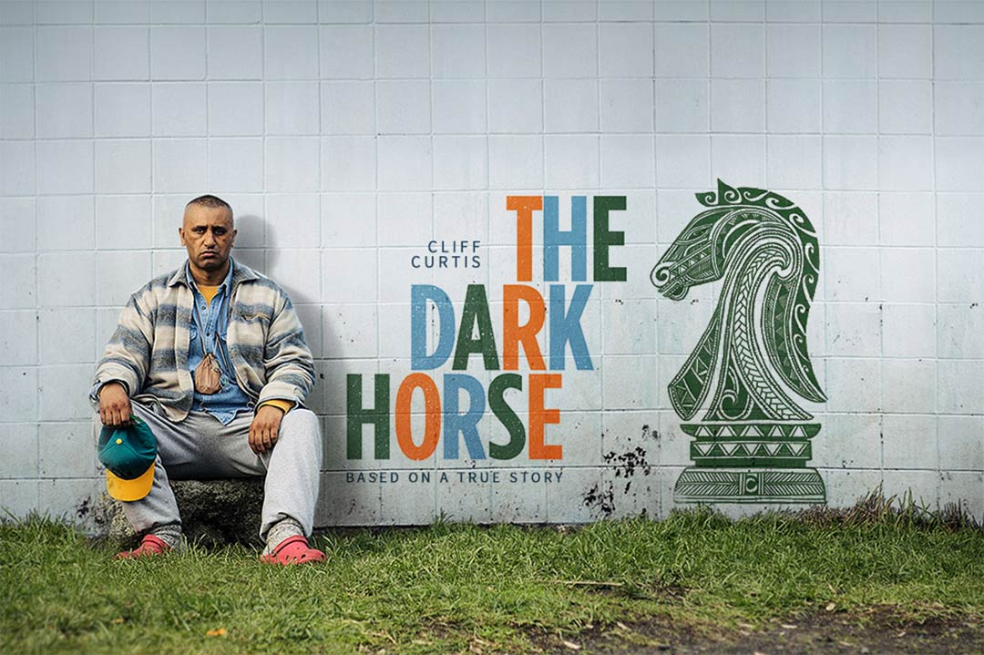 The Dark Horse Poster #2