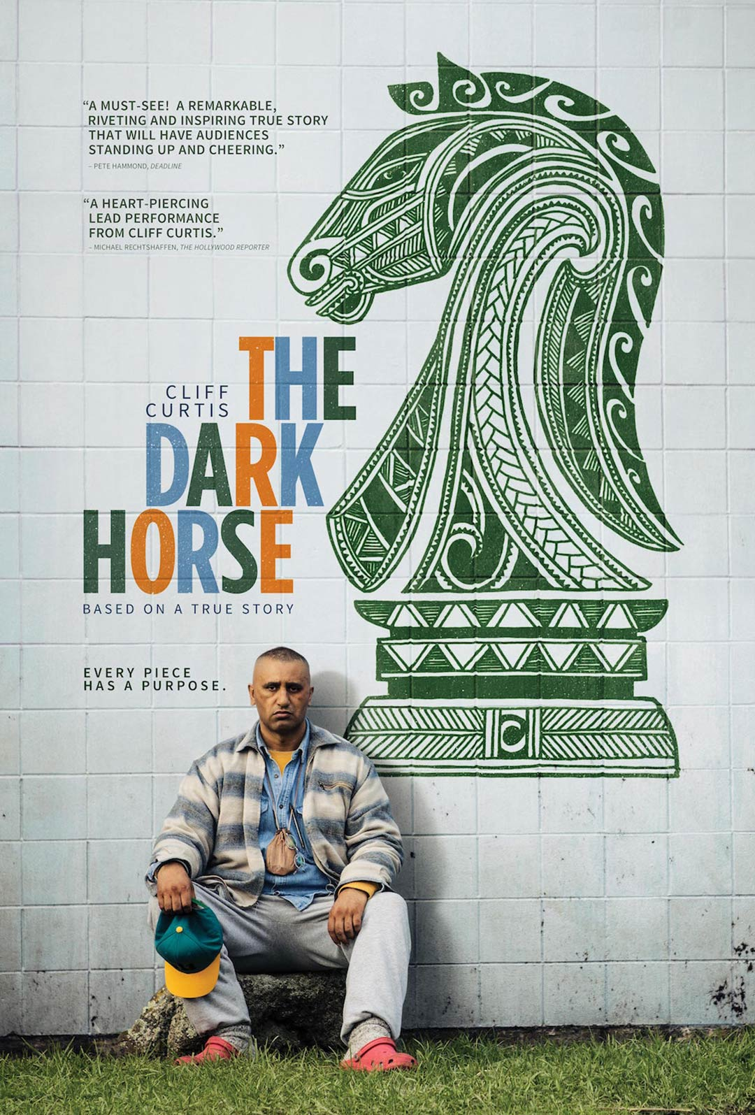 The Dark Horse Poster #3