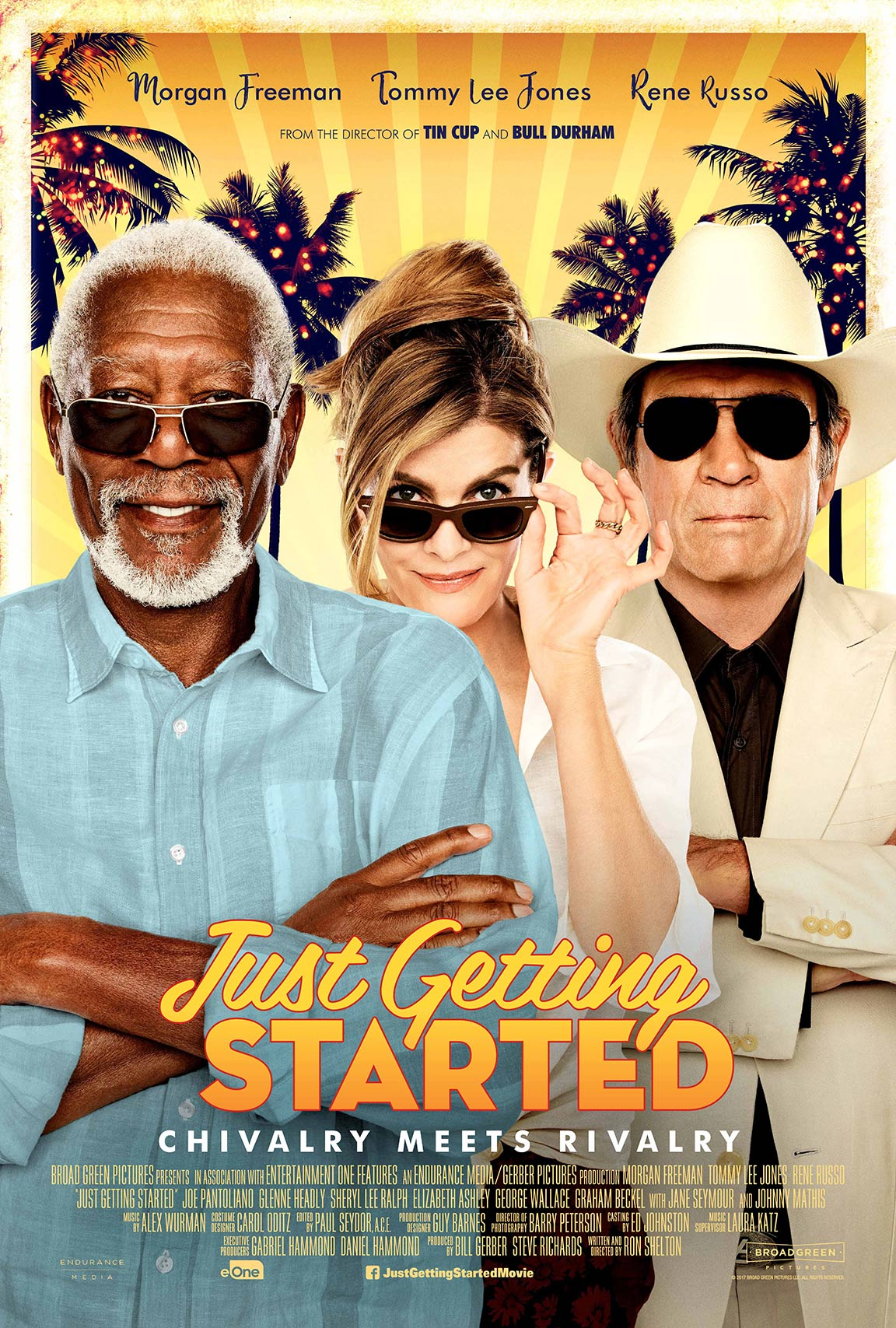 Just Getting Started Poster #1