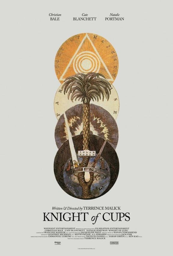 Knight of Cups Poster #1