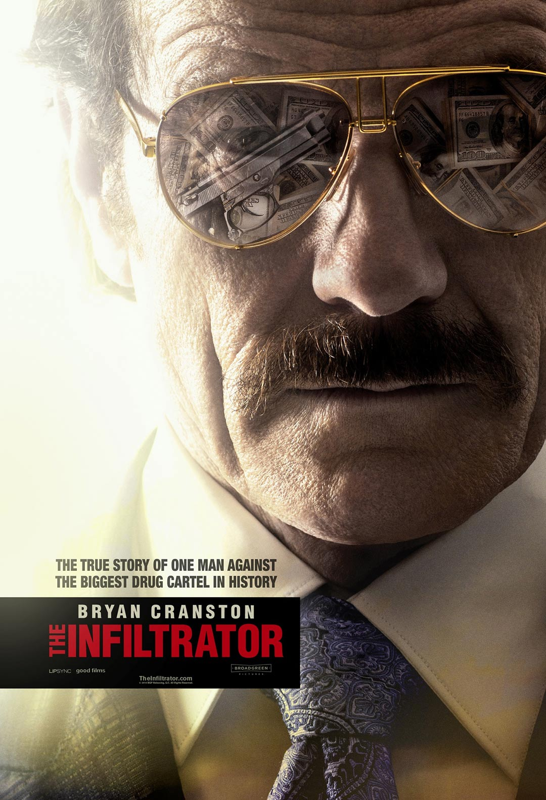 The Infiltrator Poster #1