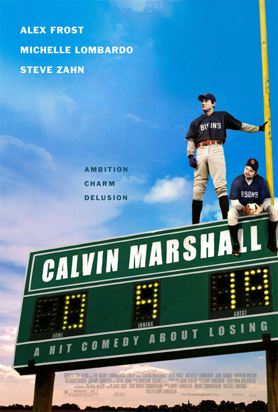 Calvin Marshall Poster #1