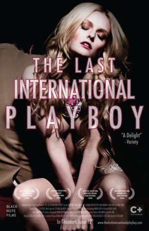 The Last International Playboy Poster #3