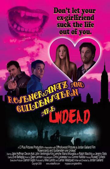 Rosencrantz and Guildenstern Are Undead Poster #2