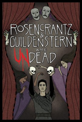 Rosencrantz and Guildenstern Are Undead Poster #1