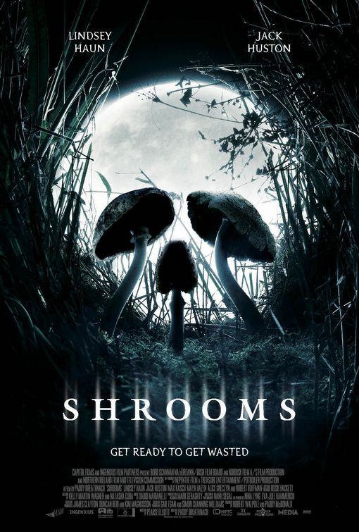 Shrooms Poster #1