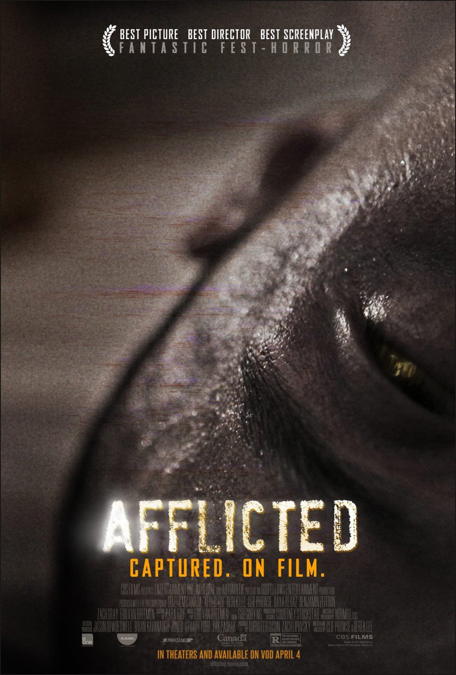 Afflicted Poster #2