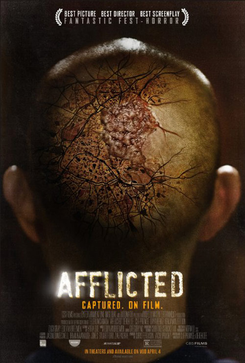 Afflicted Poster #1