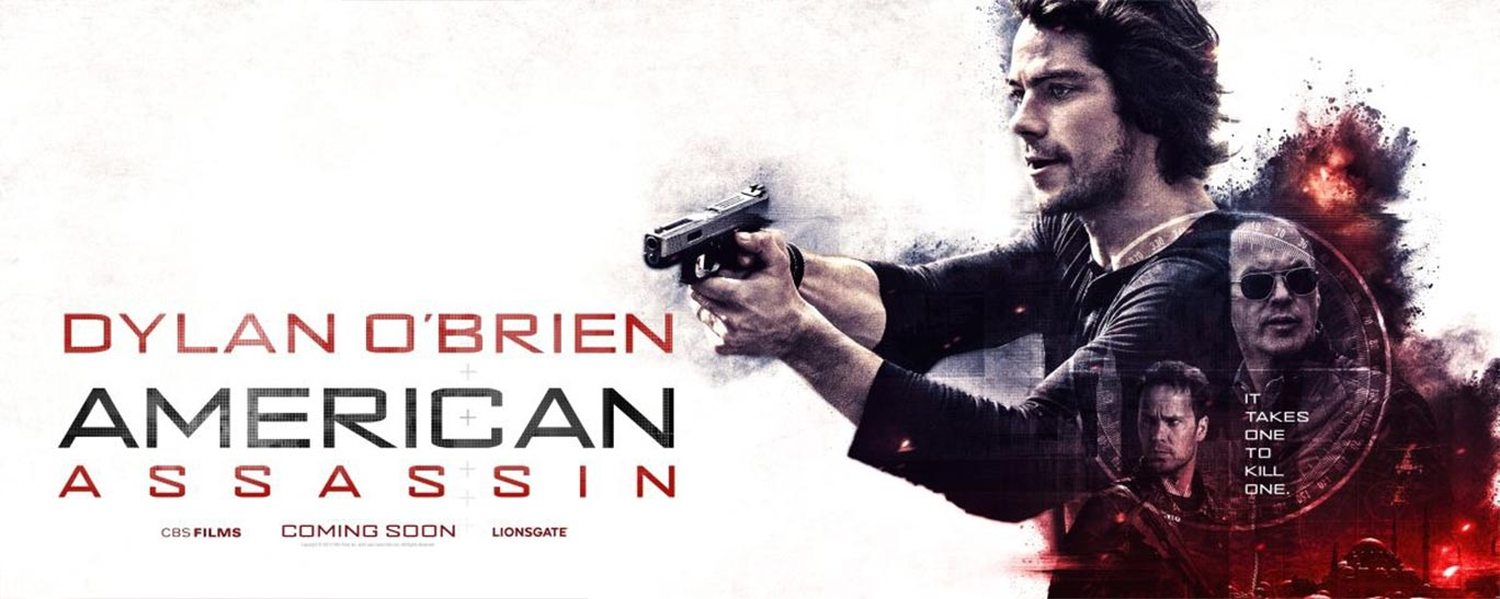 American Assassin Poster #3