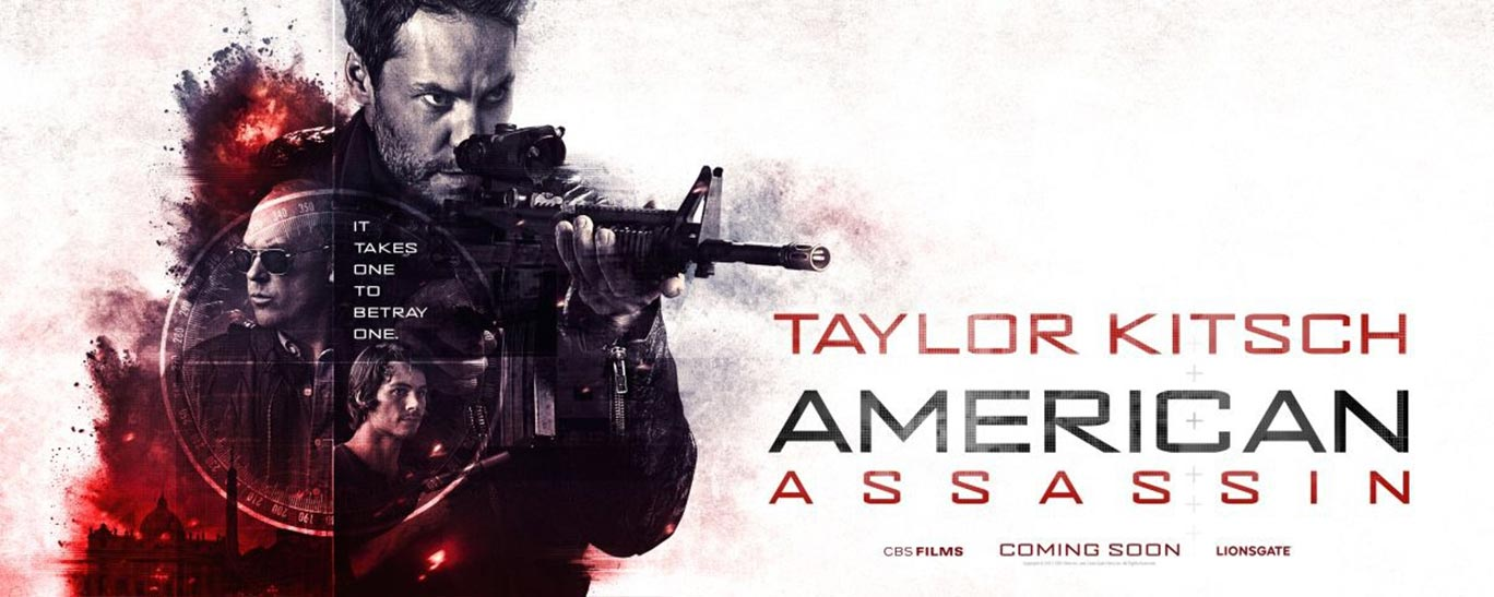 American Assassin Poster #4