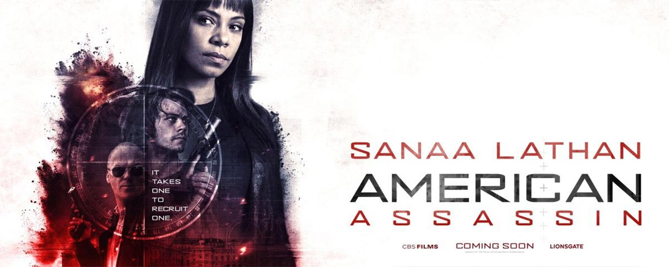 American Assassin 2017 Poster 1 Trailer Addict