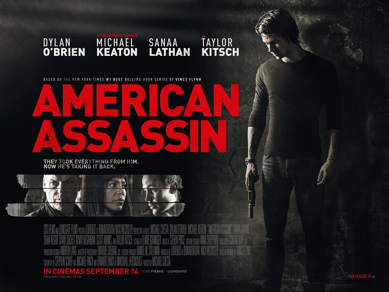 American Assassin Poster #7