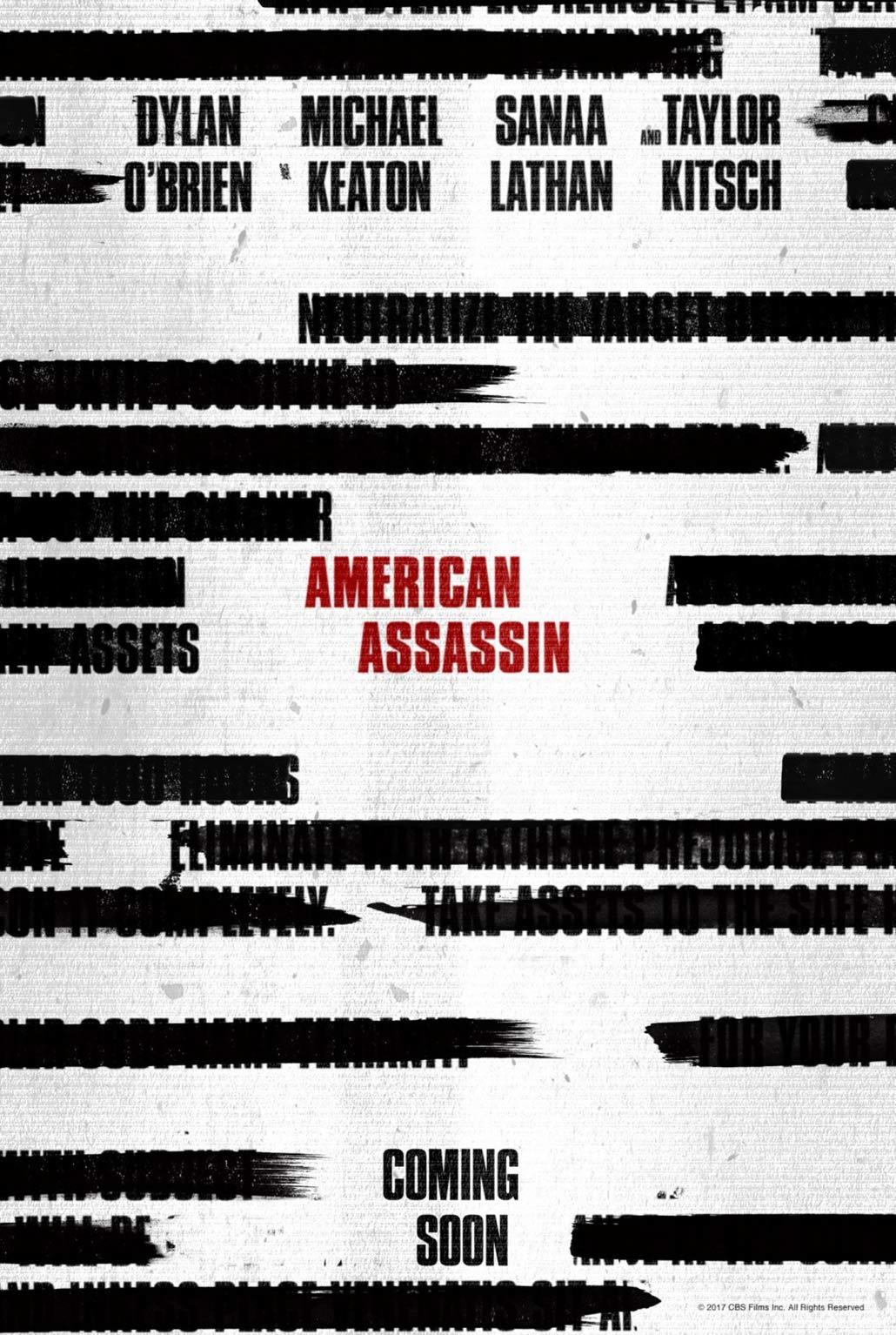 American Assassin Poster #1