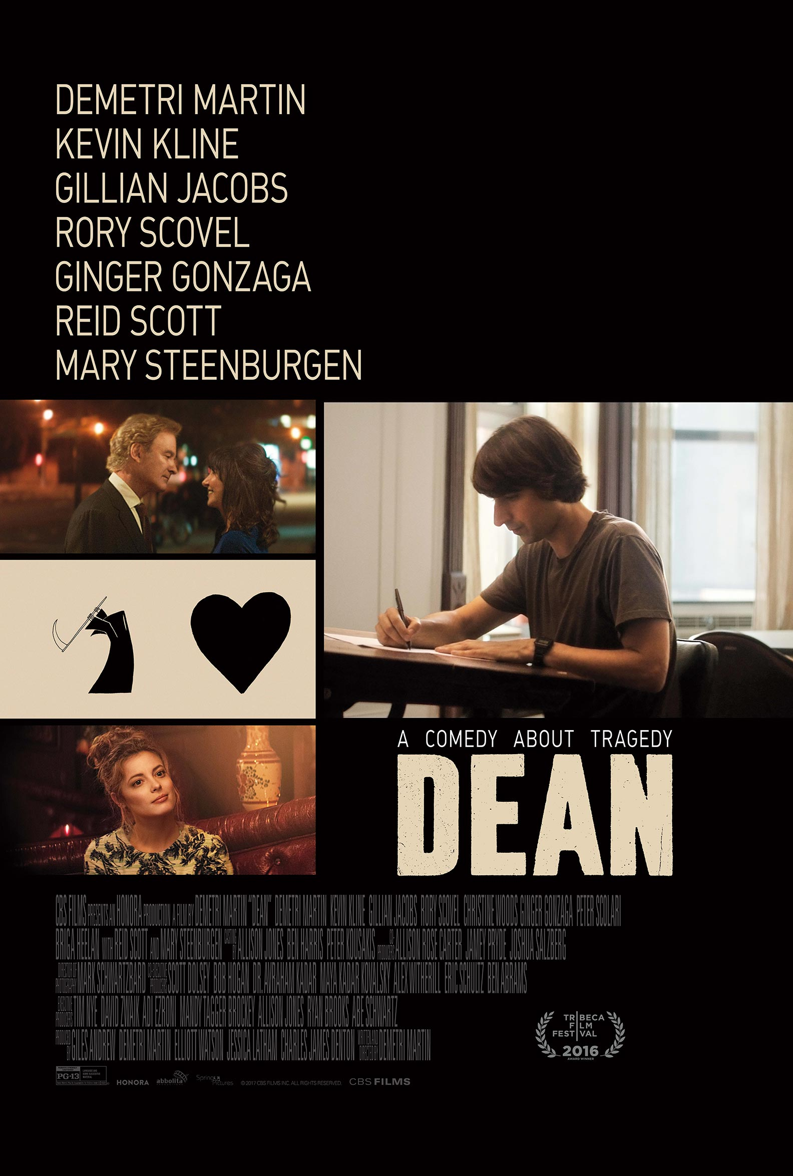 Dean Poster #2