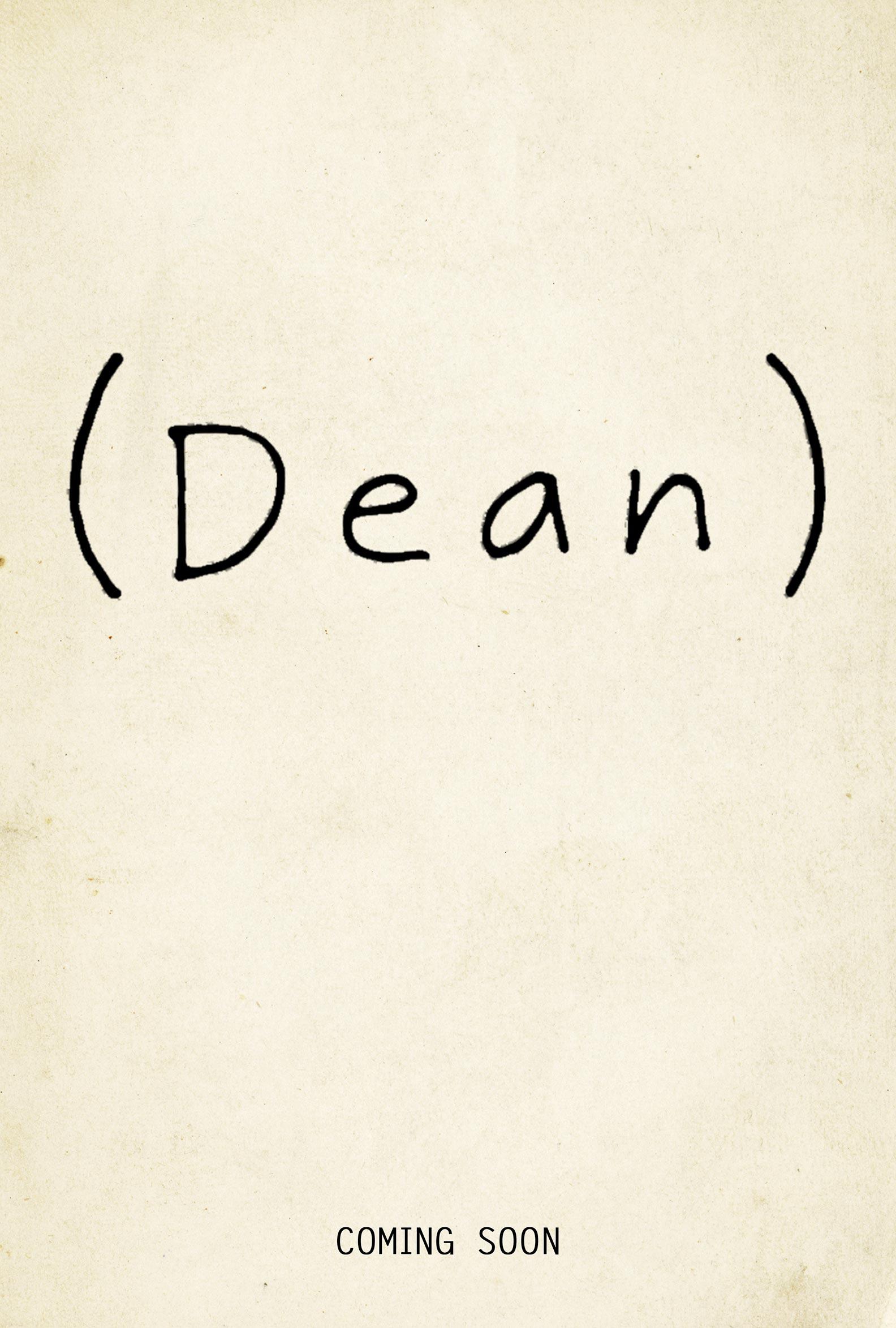 Dean Poster #1