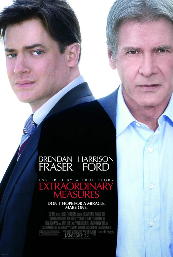 Extraordinary Measures Poster #1