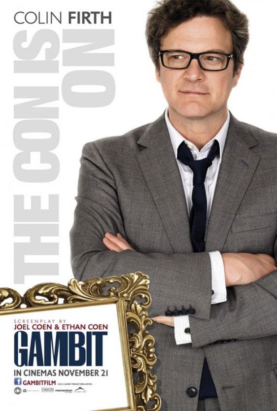 Gambit Poster #1