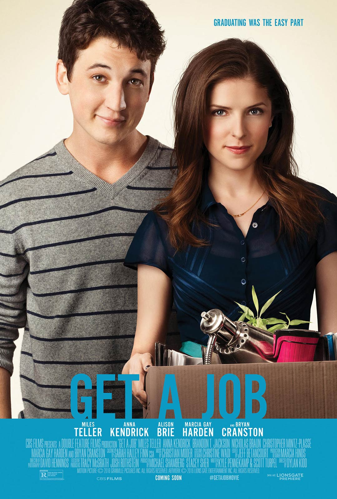 Get a Job Poster #1